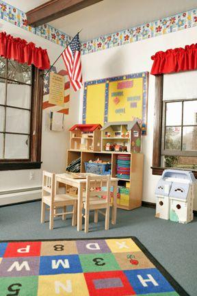 colorful playroom ideas - Playroom Design Ideas