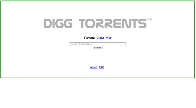Digg Torrents Website
