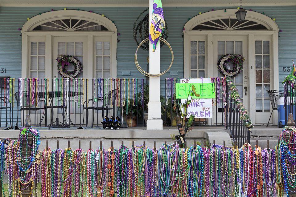 Uptown Magazine Street, New Orleans