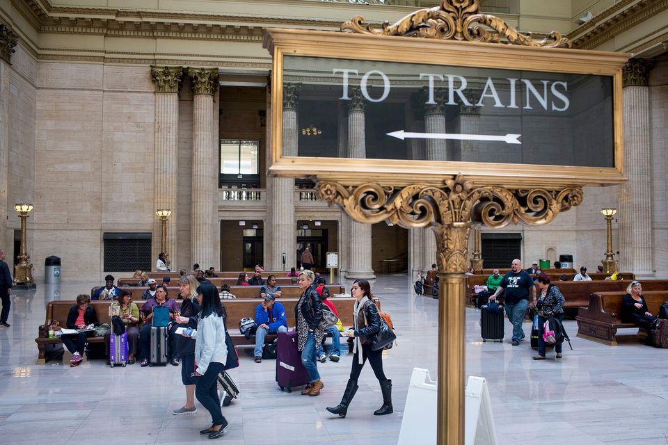 Luggage Storage Near Penn Station New York
