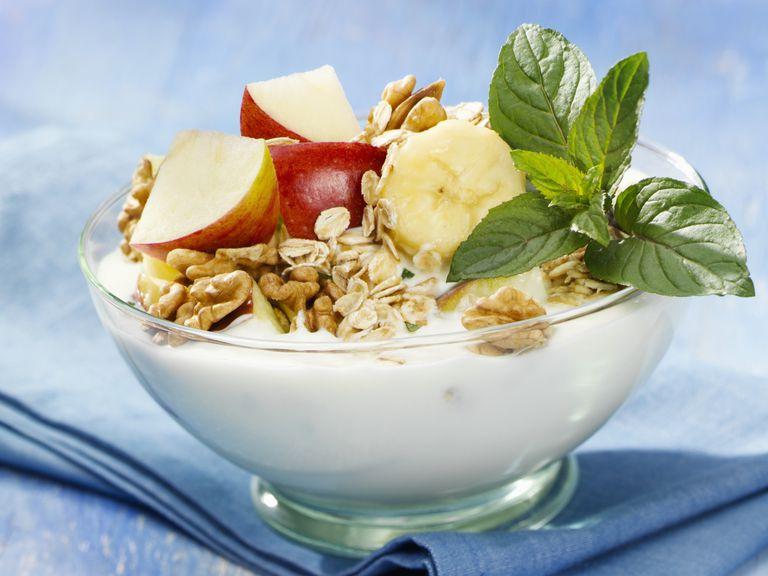 Alimentos buenos para evitar el vientre hinchado