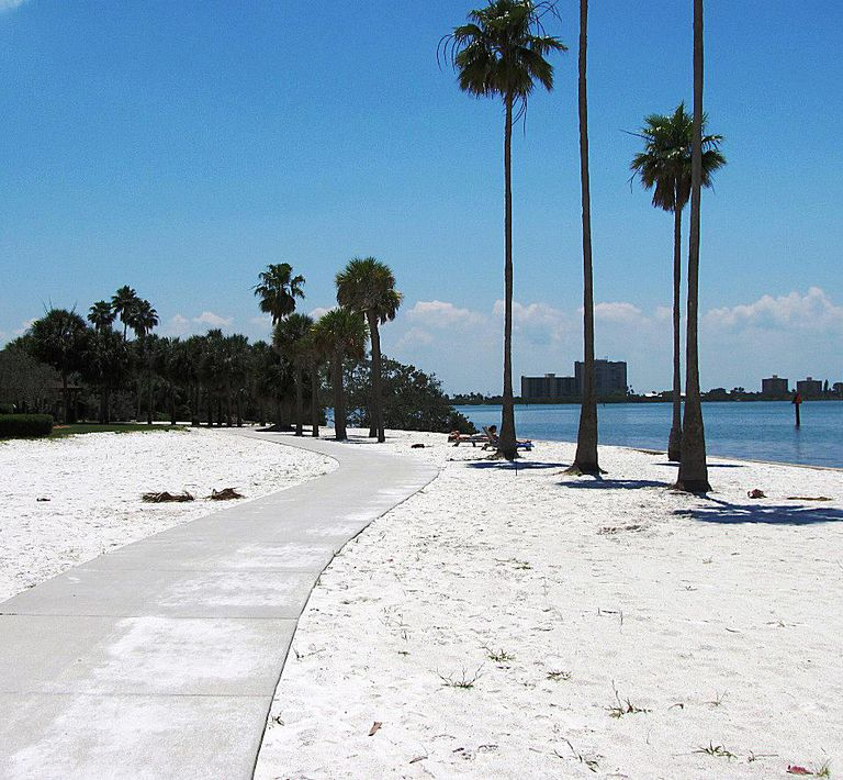South Beach at Eckerd College