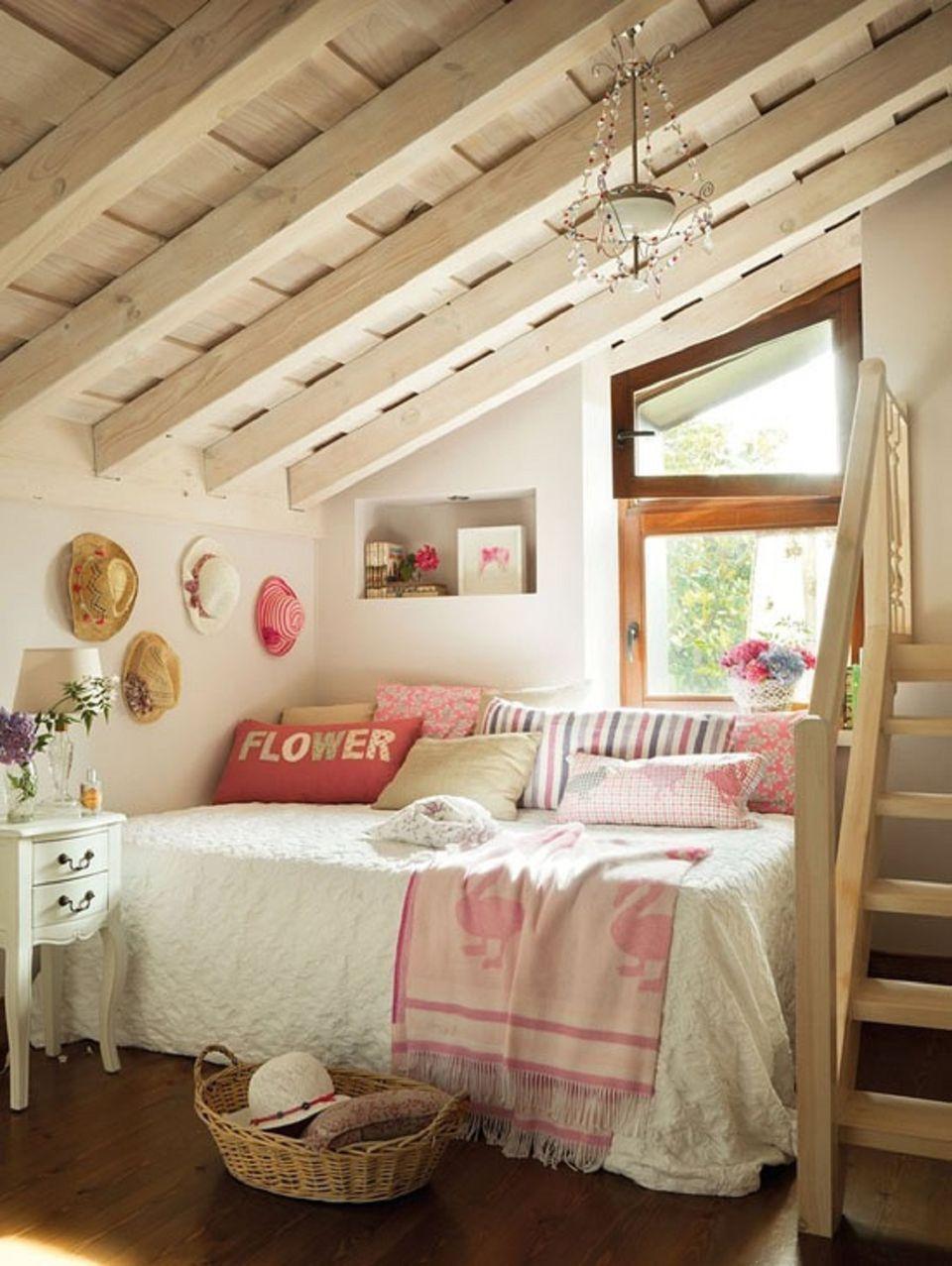 girls farmhouse bedroom