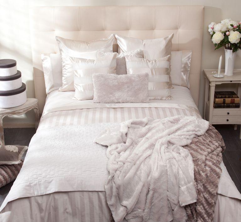 varias opciones econmicas que permiten cambiar el look de tu dormitorio - Como Hacer Un Cabecero De Tela