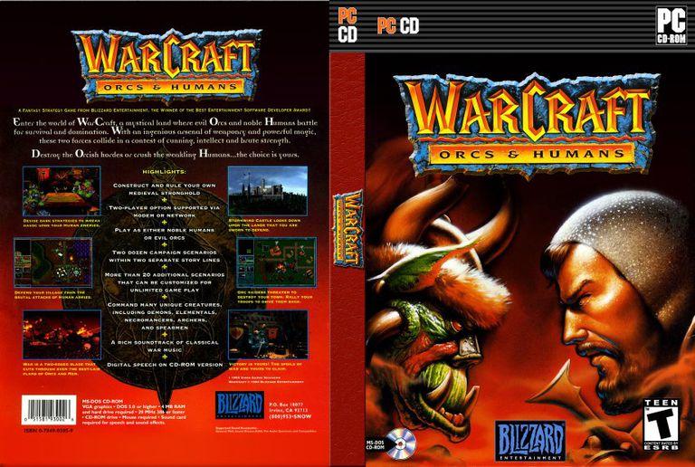 Warcraft: Orcs & Humans (PC)