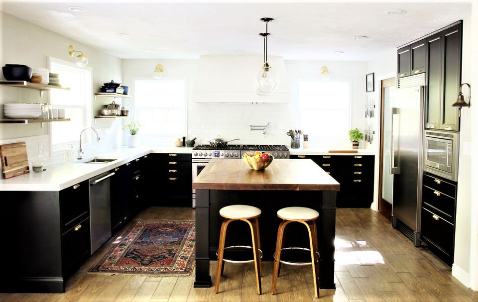 island paradise small kitchen island solution - Small Kitchen Design Ideas