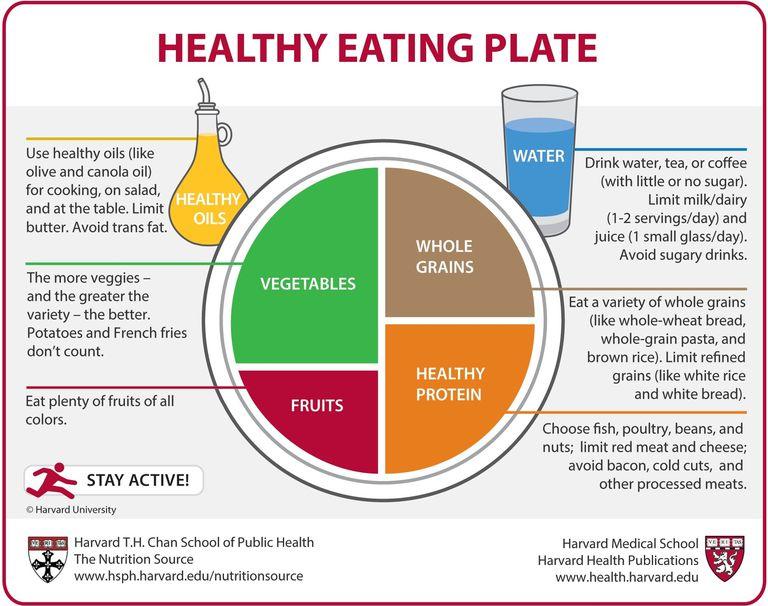 Que necesitas comer para comer sano