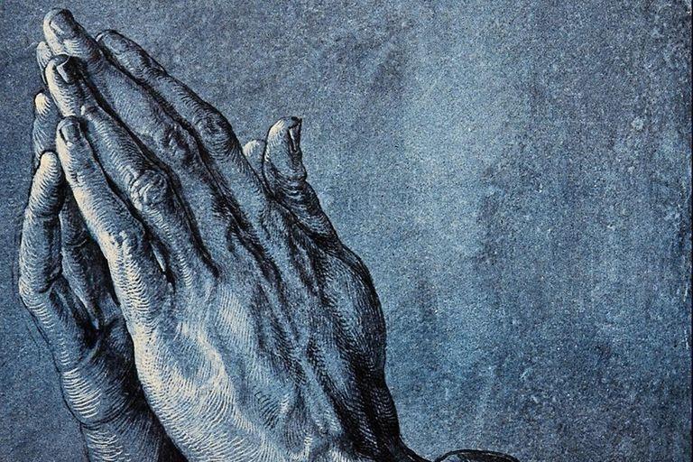 Praying Hands by Albrecht Dürer, 1508.