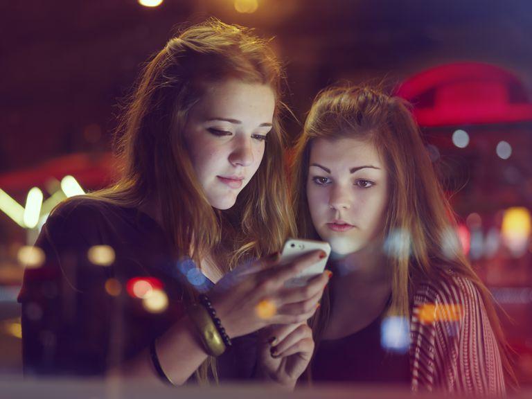 Texto sobre el abuso del celular