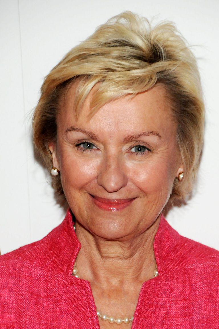 A photo of former magazine editor Tina Brown.