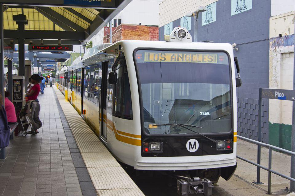 Los Angeles Metro,