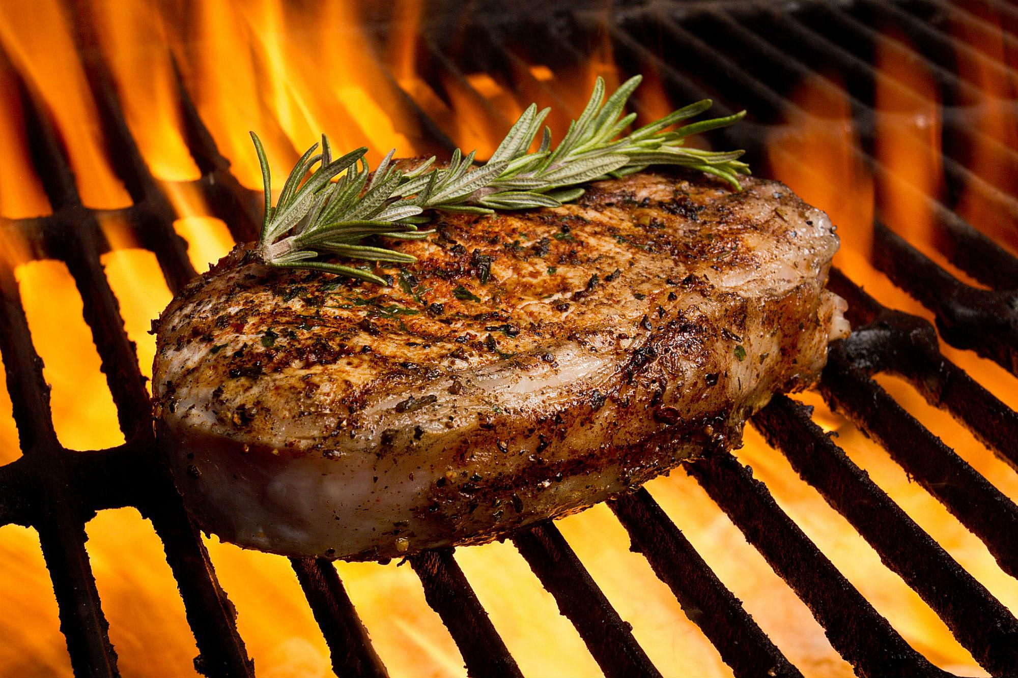 How to cook juicy flavorful pork chops every time youll love the combination of grilled honey ginger pork chops ccuart Image collections