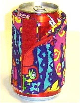 An Insulating Can Wrap
