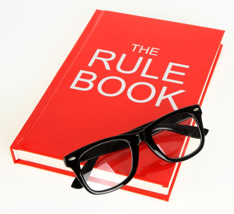 Social Security rule book.