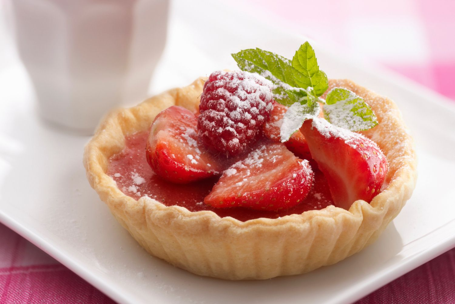 sweet short dough pastry recipe for tarts and pies