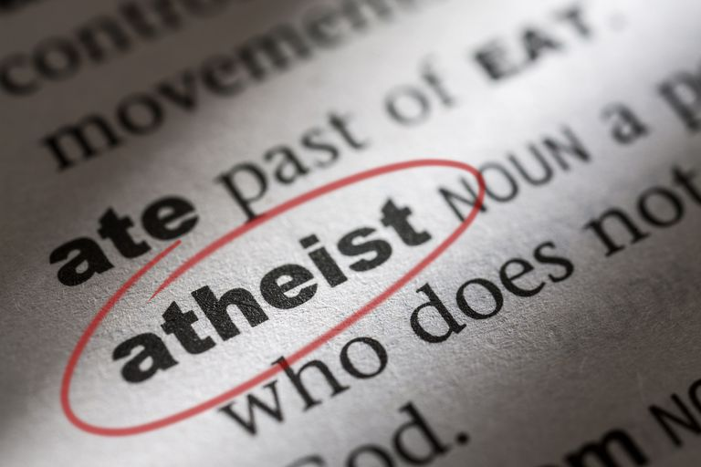 Atheist Definition