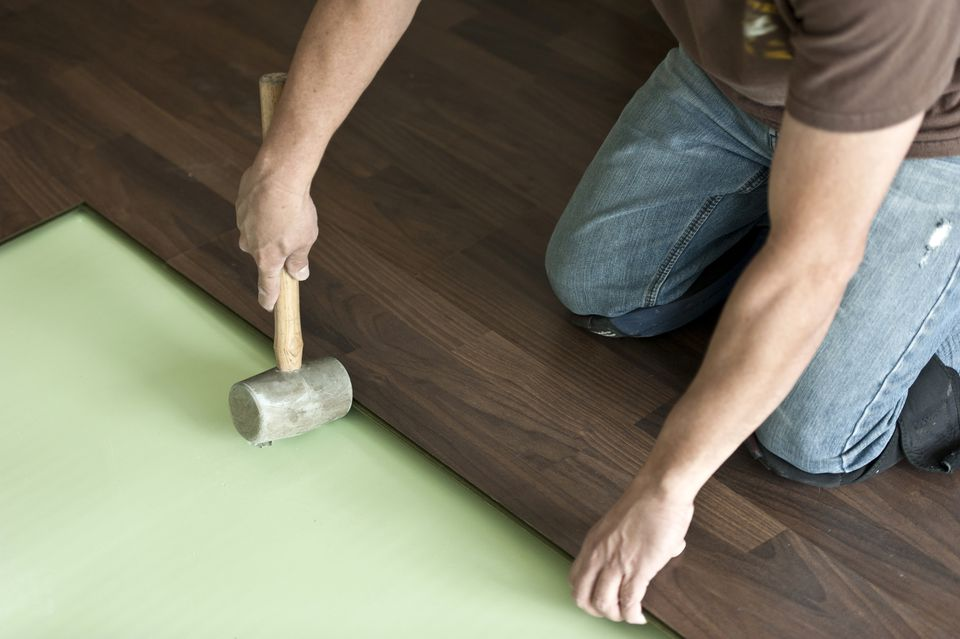 Can A Foam Pad Be Use Under Solid Hardwood Flooring