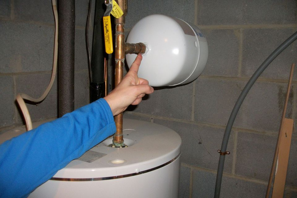 Installing An Expansion Tank