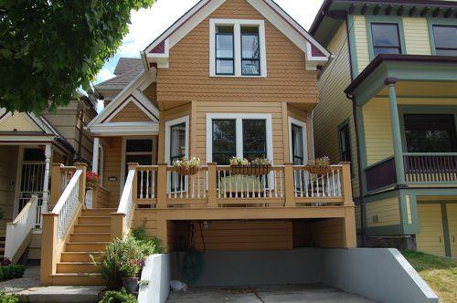 Nob Hill Homes in Portland, Oregon