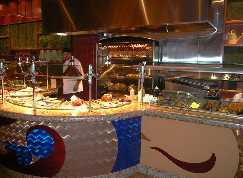 Tulalip Resort Buffet