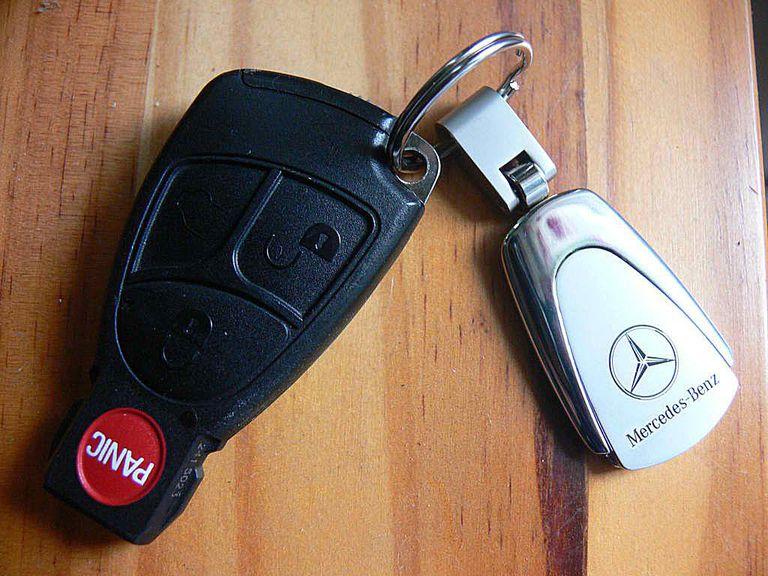 best car alarm key fob