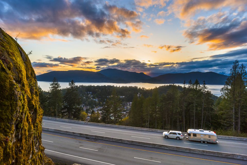 DriveBy Beauty Of Canadas Most Scenic Drives - Canadas 10 most scenic road trips