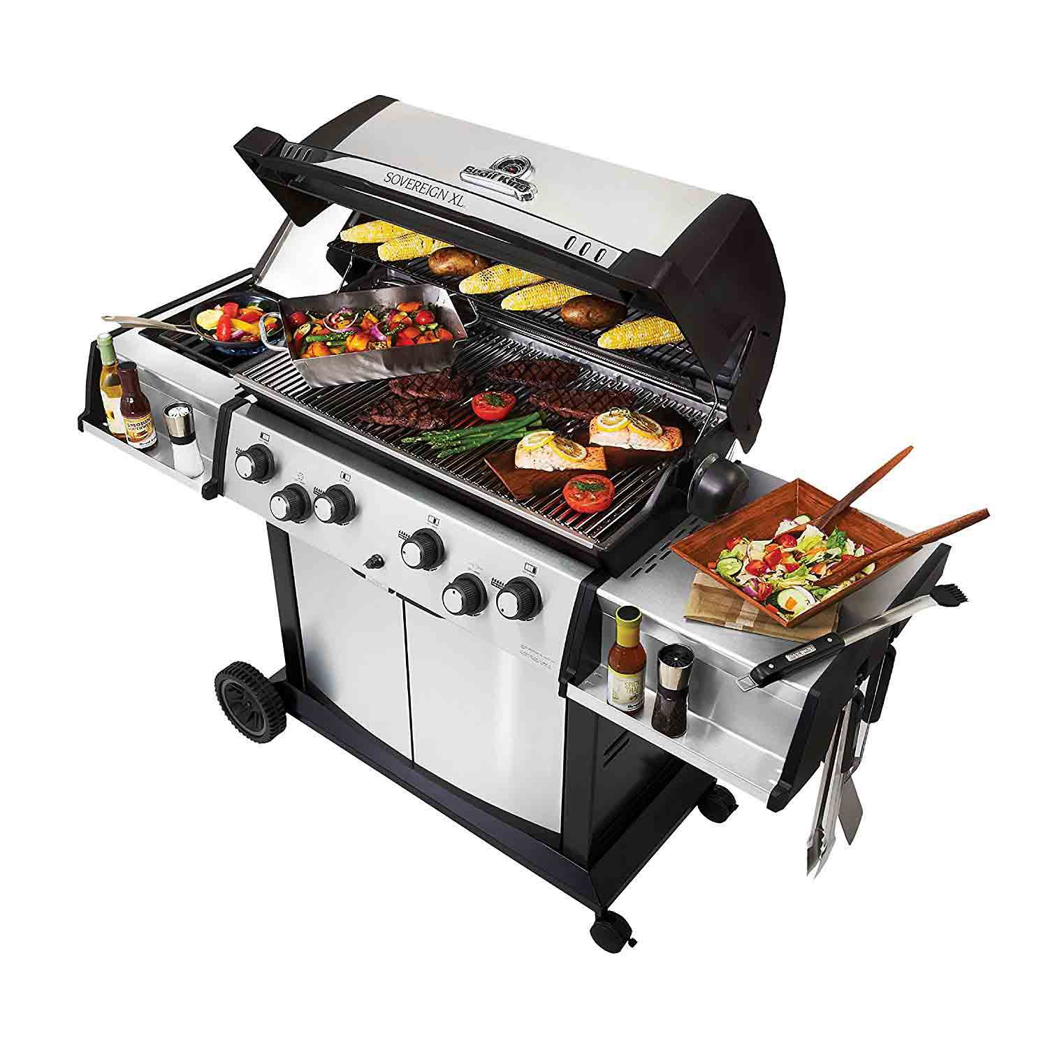 Top 10 Gas Grills between $500 and $1 000 for 2017