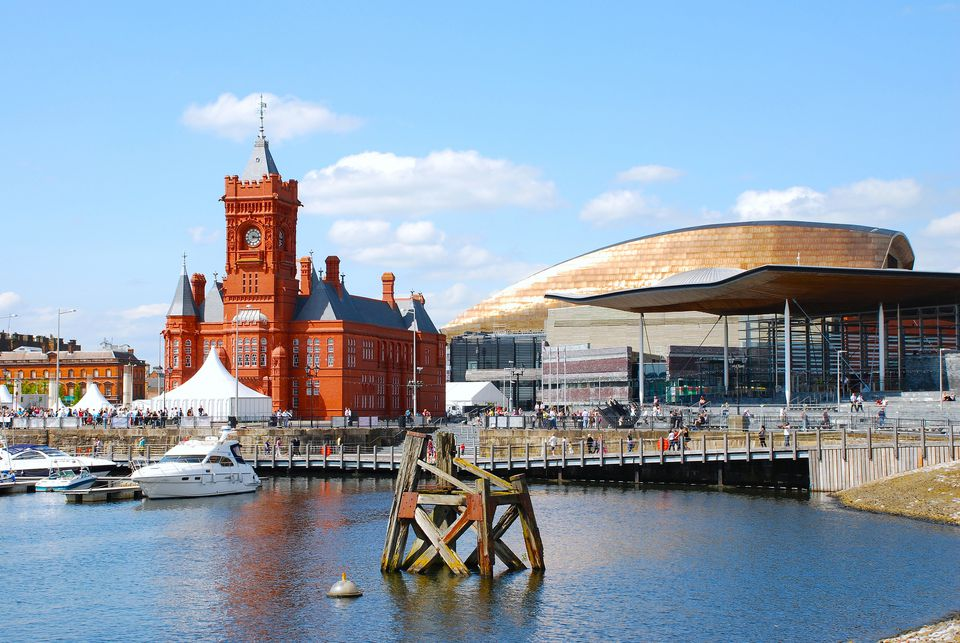 How To Get From London To Cardiff By Train Bus And Car