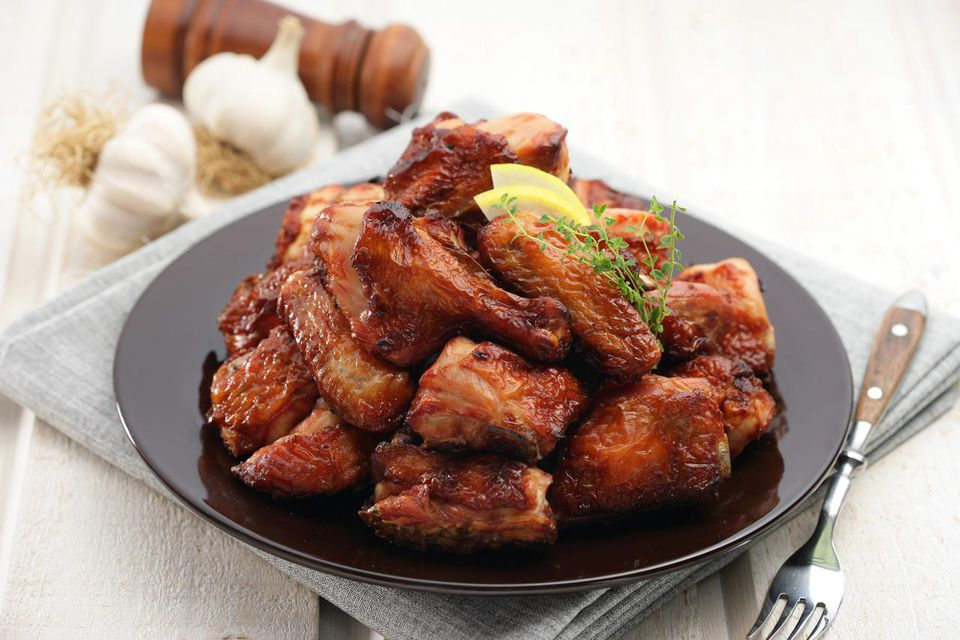 Linda's Crock Pot Chicken Wings