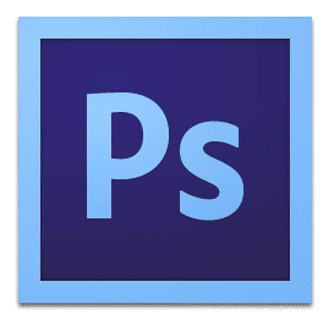 Screenshot of the Adobe Photoshop file icon