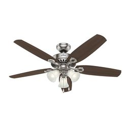 The 7 best ceiling fans to buy in 2018 best for large spaces hunter 53237 builder plus ceiling fan mozeypictures Gallery