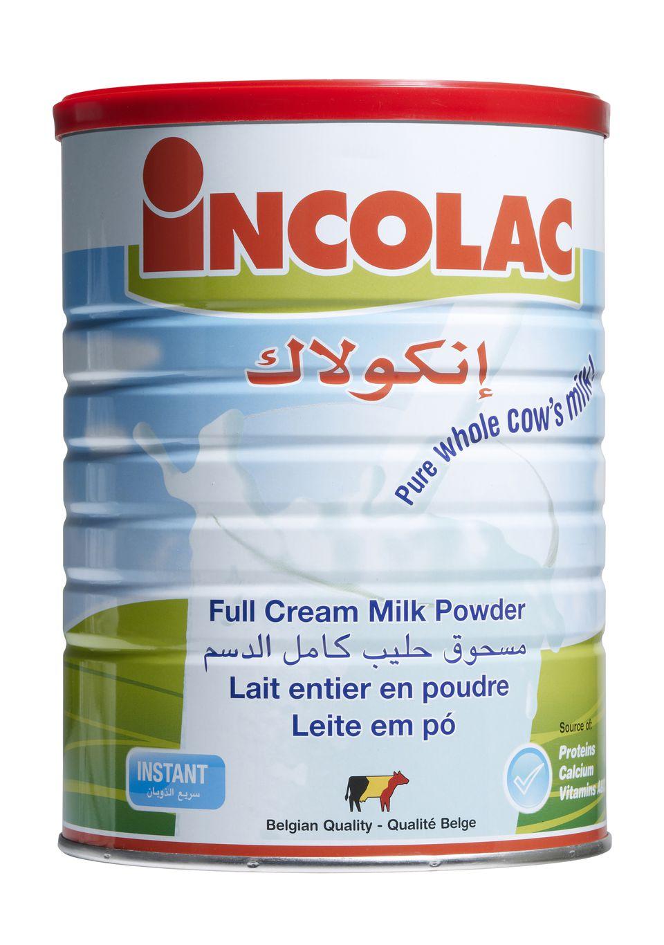 Incolac milk powder