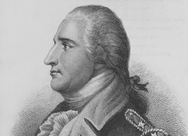 Benedict Arnold during the American Revolution