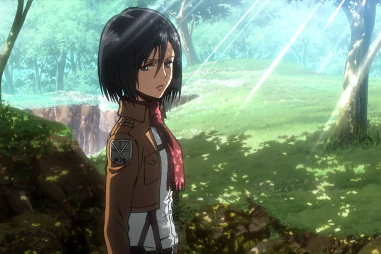The 5 best characters in attack on titan attack on titans mikasa ackerman voltagebd Images