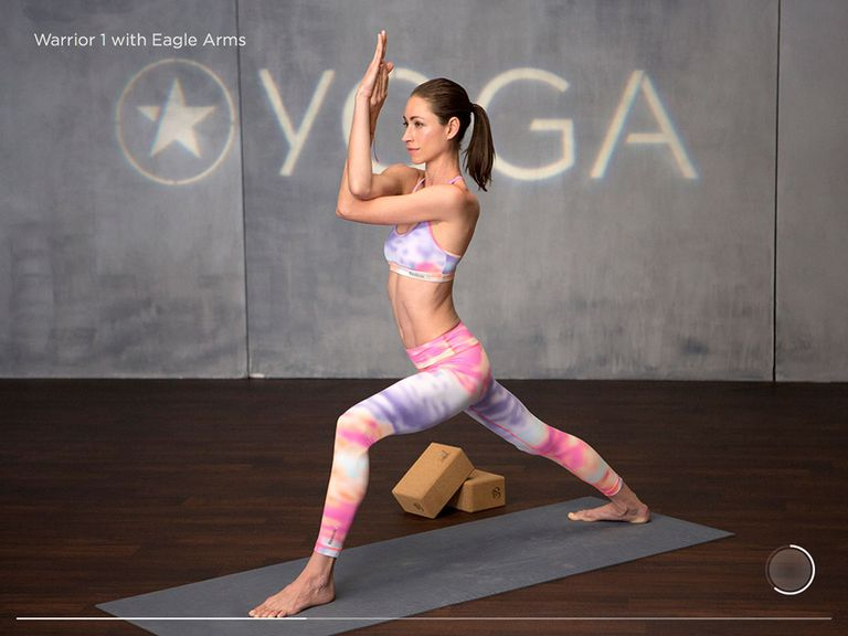FitStar Yoga With Tara Stiles
