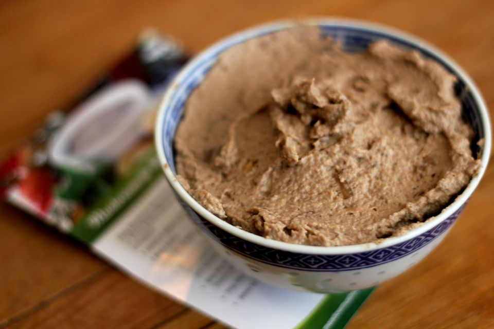Raw Vegan Walnut Pate