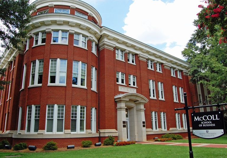McColl School of Business at Queens University of Charlotte
