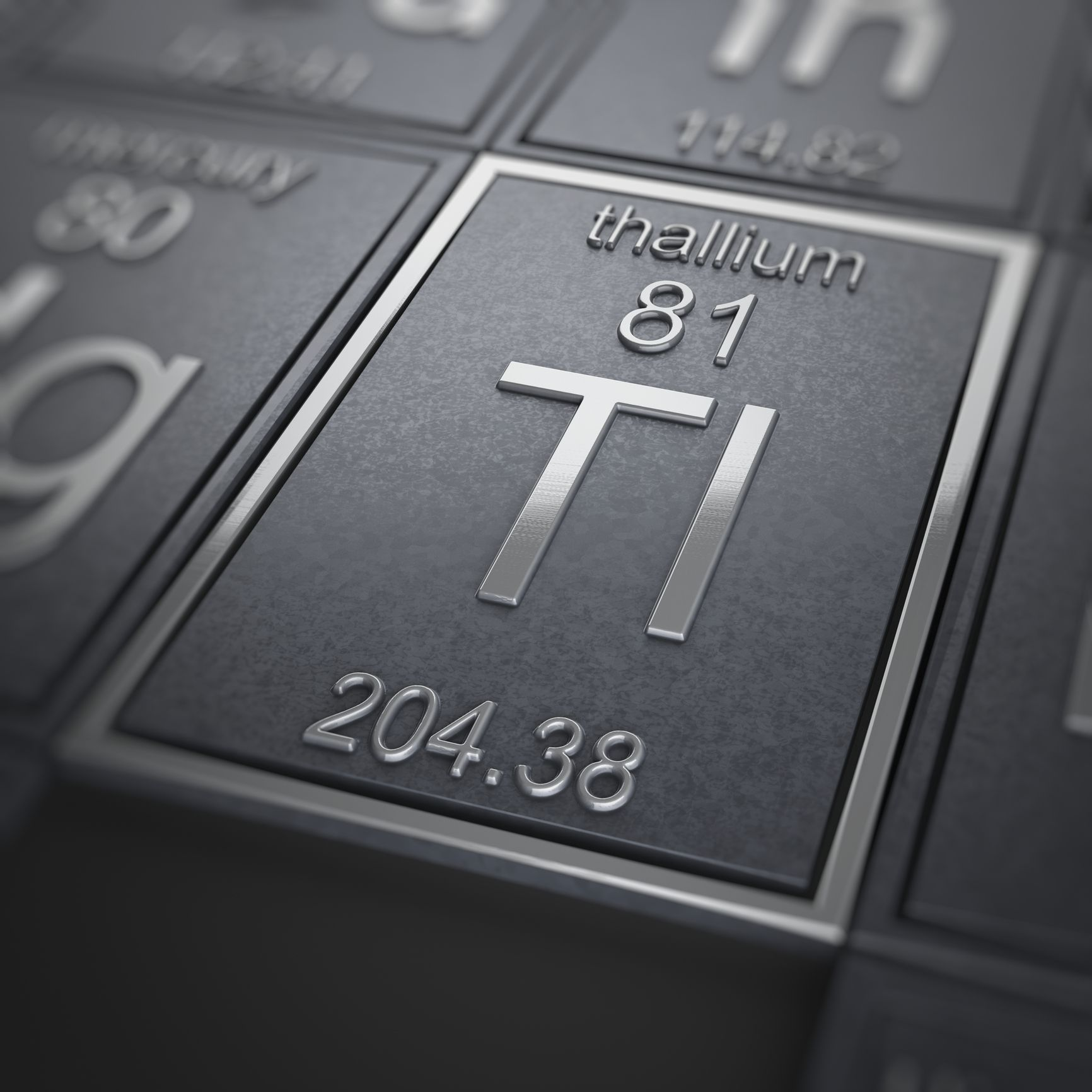 Thallium facts periodic table of the elements gamestrikefo Gallery
