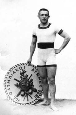Alfréd Hajós, Hungary - the First Olympic Champion in swimming