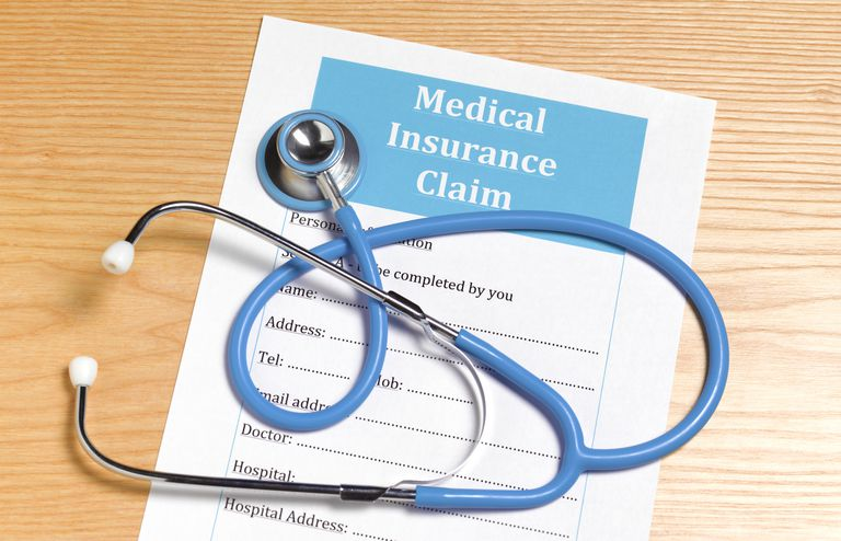 Filing a claim with your health insurance company won't make your rates go up