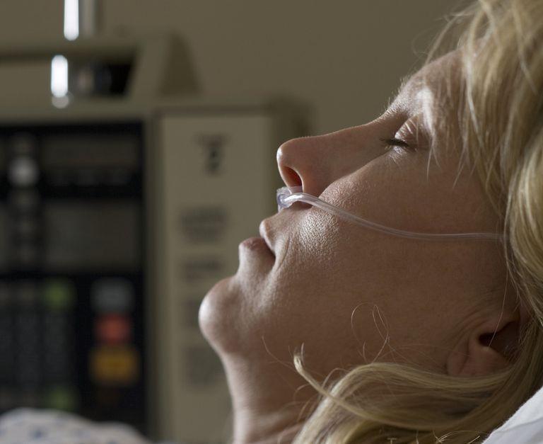A nasal cannula