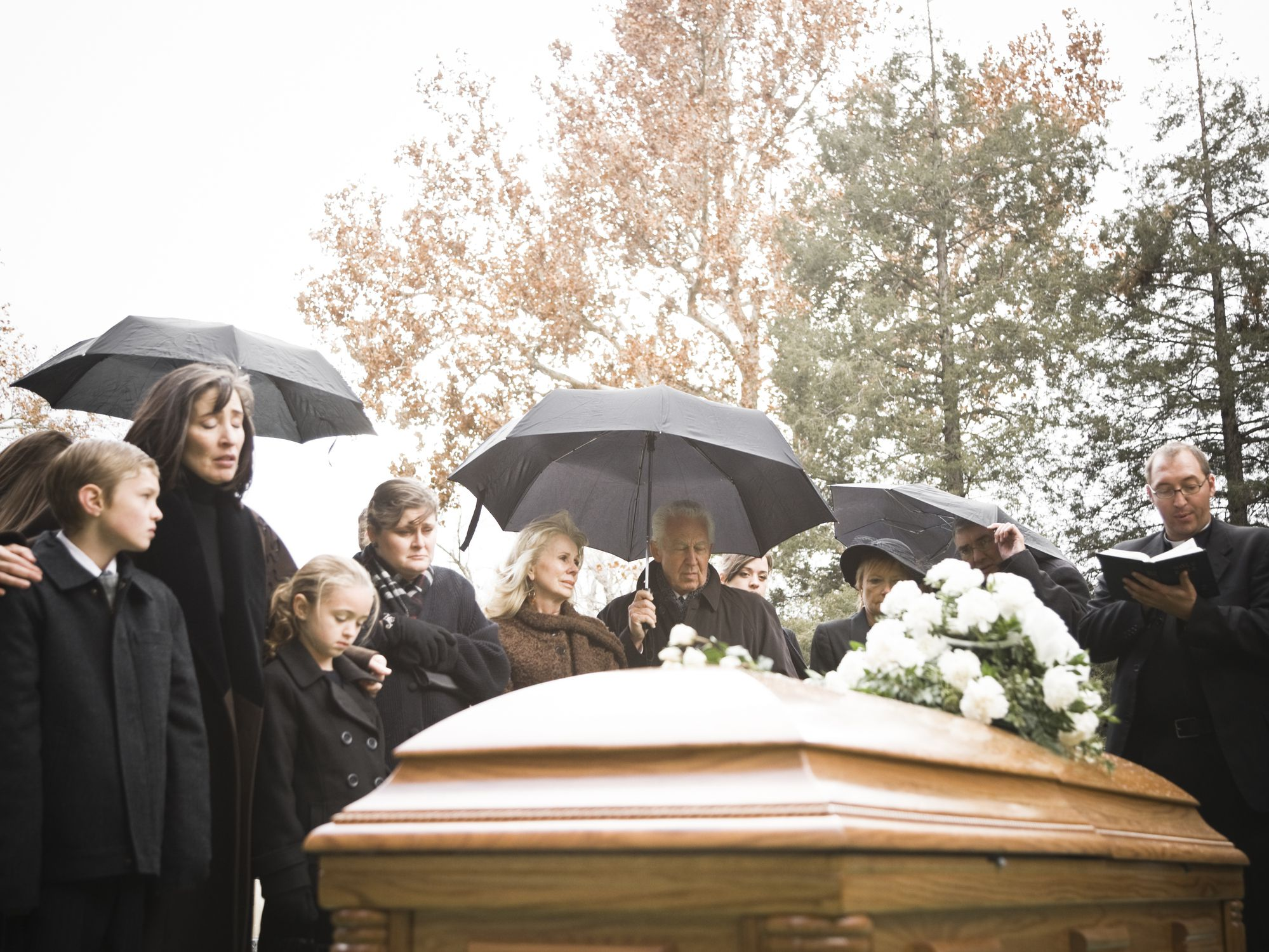 Sympathy Bible Verses for Funerals and Cards