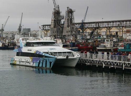 Robben Island Ferry Departure Point