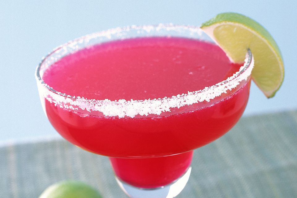 Pomegranate Margarita Cocktail Recipe