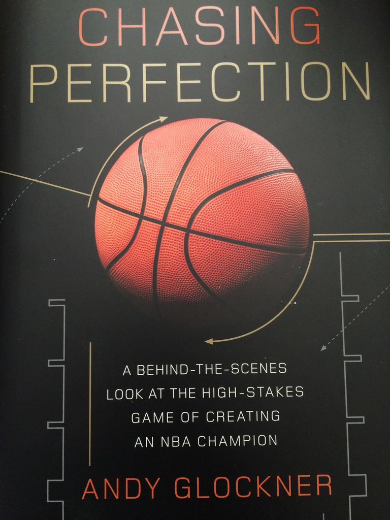 Book cover for Chasing Perfection