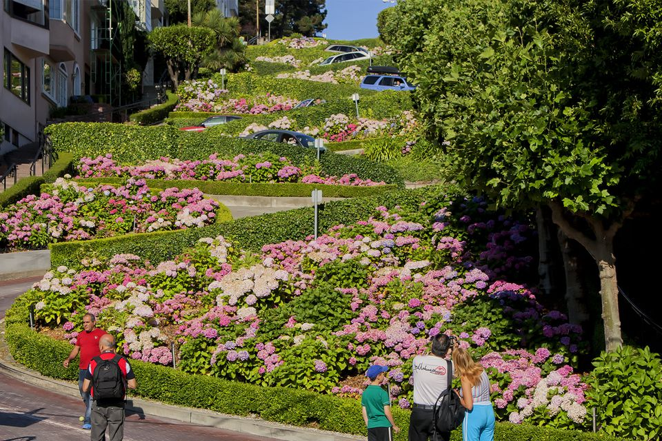 Exceptionnel How to Visit Lombard Street the Right Way XB95