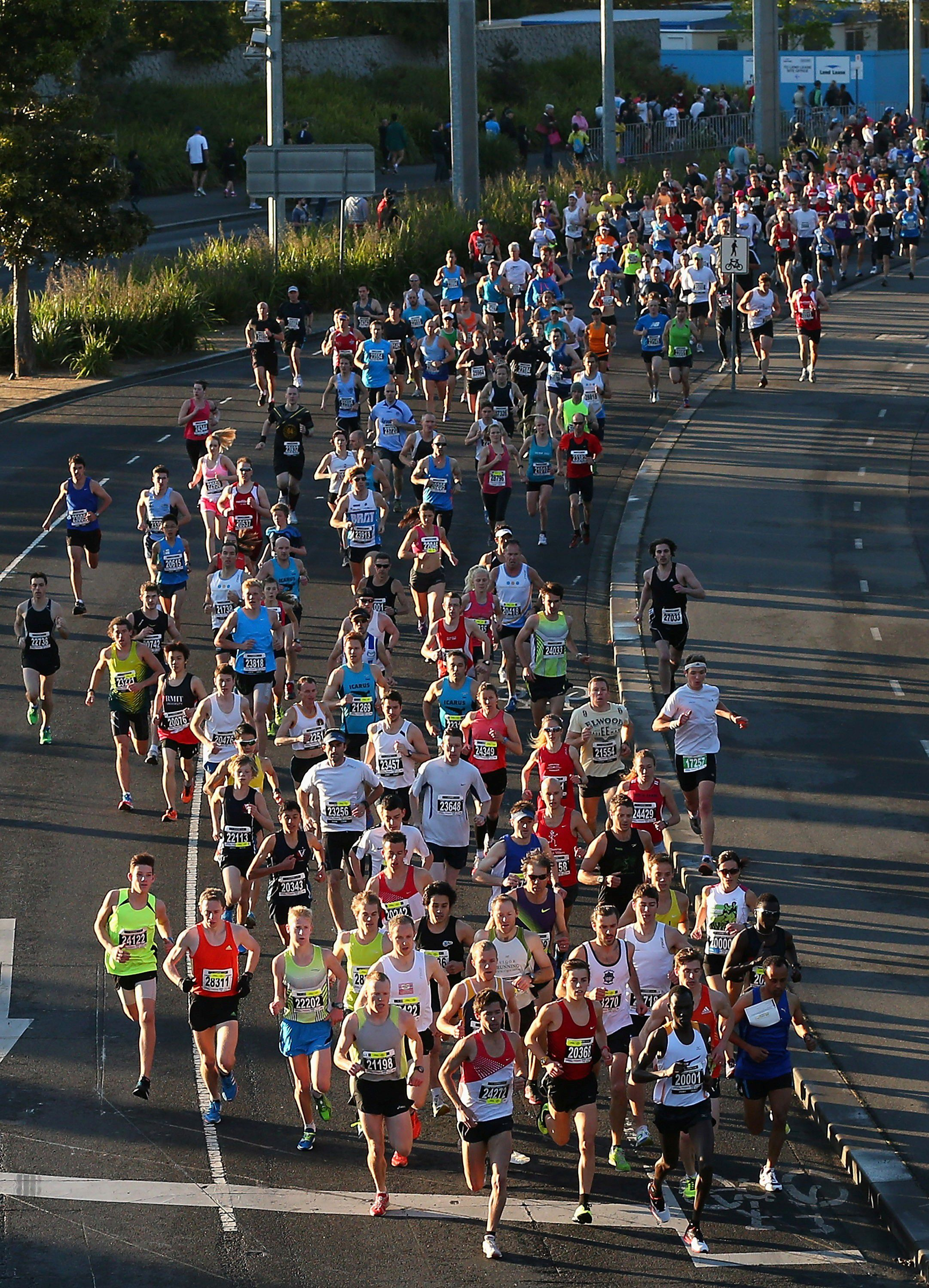 What Is a Good Time for Running a Half Marathon?