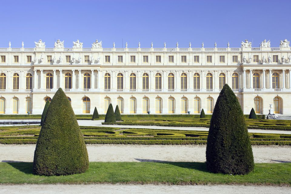 France, Paris region, Versailles castle