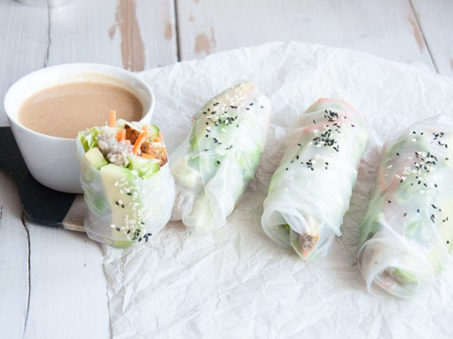 Image Result For  Gluten Free Summer And Spring Roll Recipes