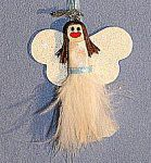 Clothespin Angel Craft